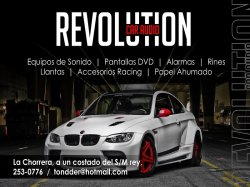 REVOLUTION CAR AUDIO