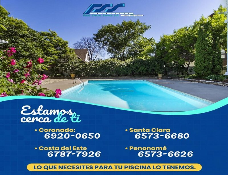 POOL SPECIAL SERVICE,