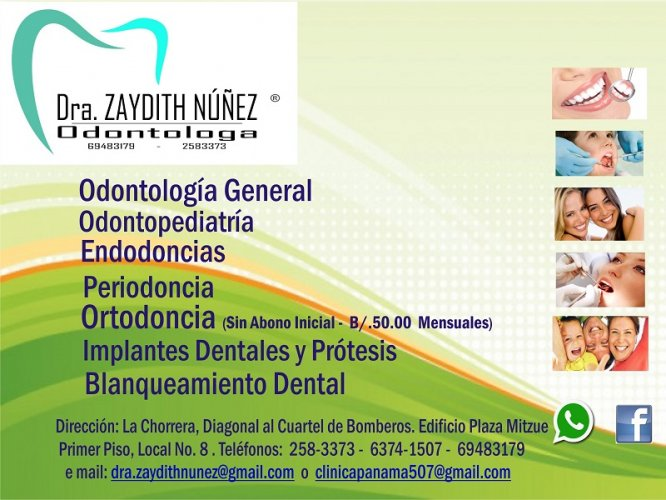 CLINICA DENTAL DRA. NÚÑEZ
