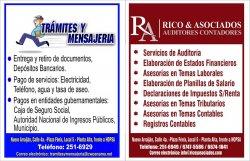 RICO Y ASOCIADOS S.A.