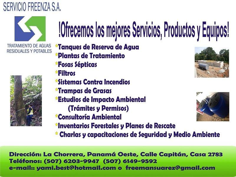SERVICIOS FREENZA, S.A.