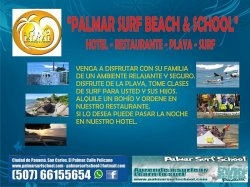 PALMAR SURF BEACH & SCHOOL)