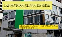 LABORATORIO CLÍNICO DE SEDAS