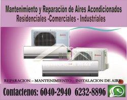 Aires Acondicionados Clean